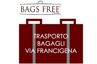 Trasporto Bagagli Via Francigena